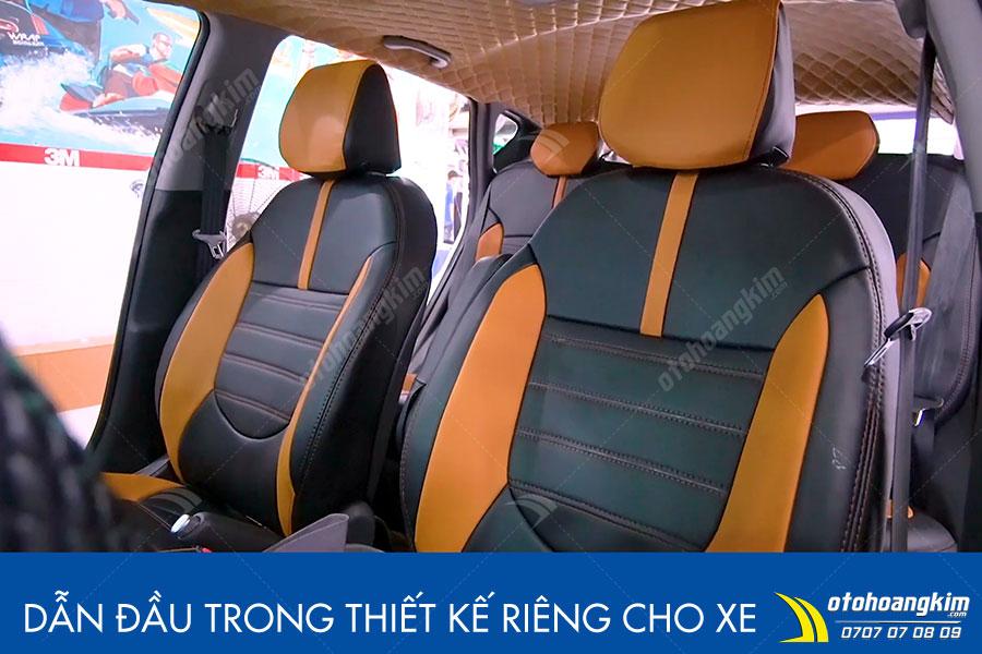 Bọc nội thất Hyundai Accent