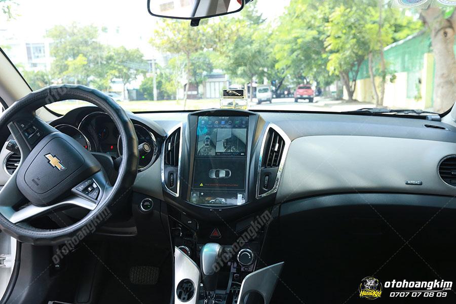 Camera 360 ô tô lưu lại chi tiết hành trình của bạn khi di chuyển