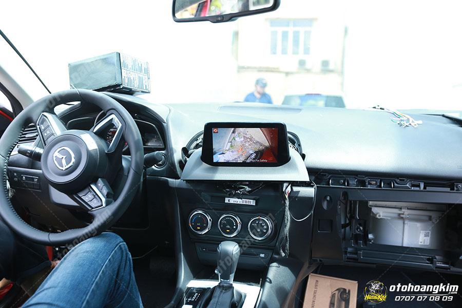 Camera 360 - Phụ tùng ô tô giúp người lái quan sát dễ dàng hơn rất nhiều