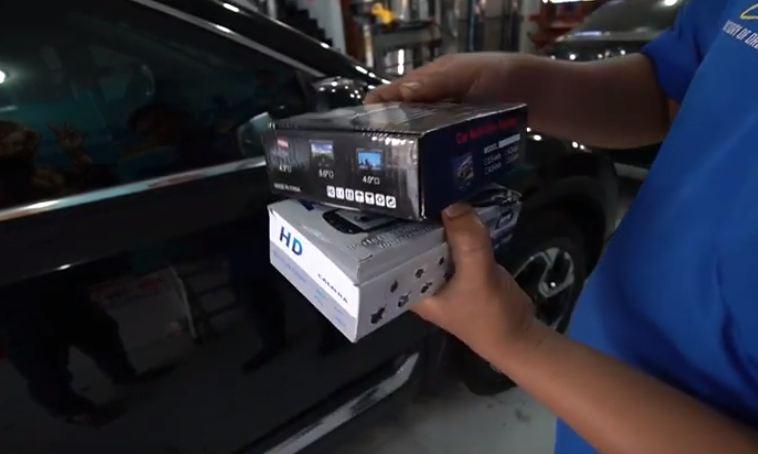Lợi ích lắp camera cập lề cho CRV