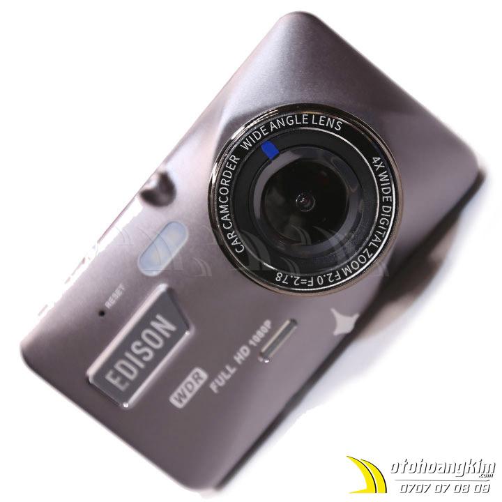 Camera hành trình Edison GS98 chính hãng