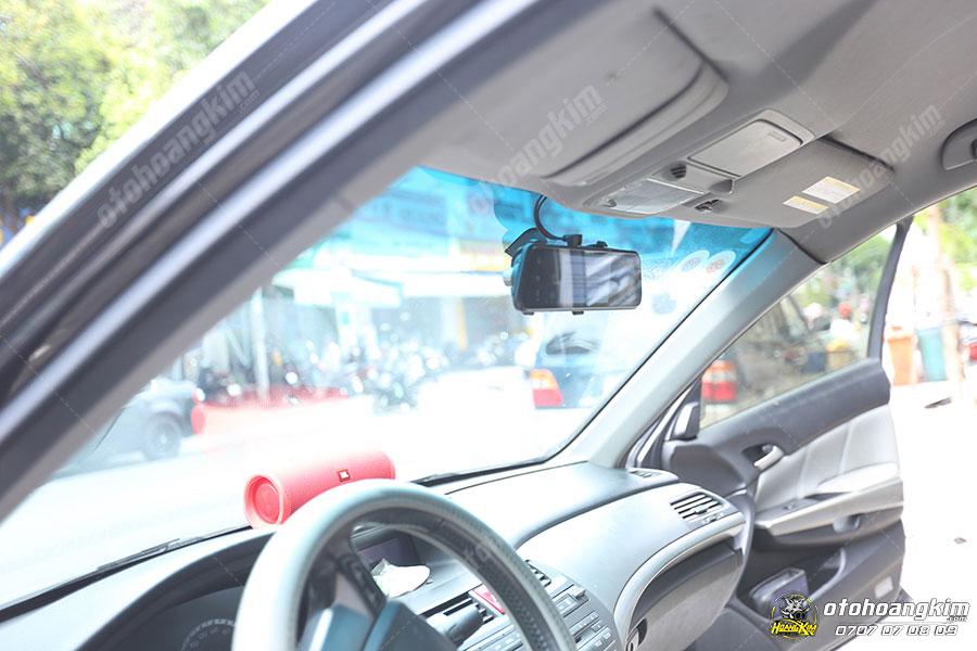 Camera hành trình trên xe Honda City