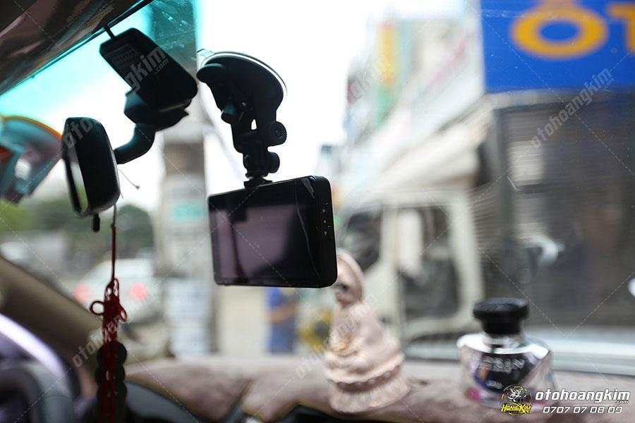 Camera hành trình Toyota Fortuner