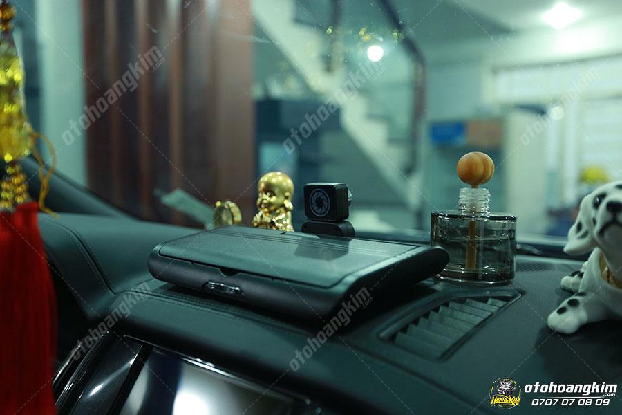 Camera hành trình có thể cảnh báo khi tài xế đi quá tốc độ