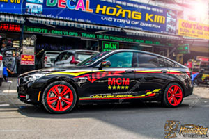 TEM XE BMW 550I GT -BMW012