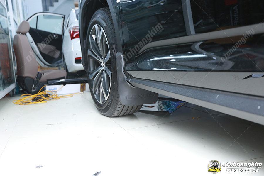 Chắn bùn 4 bánh xe chco chiếc Lexus