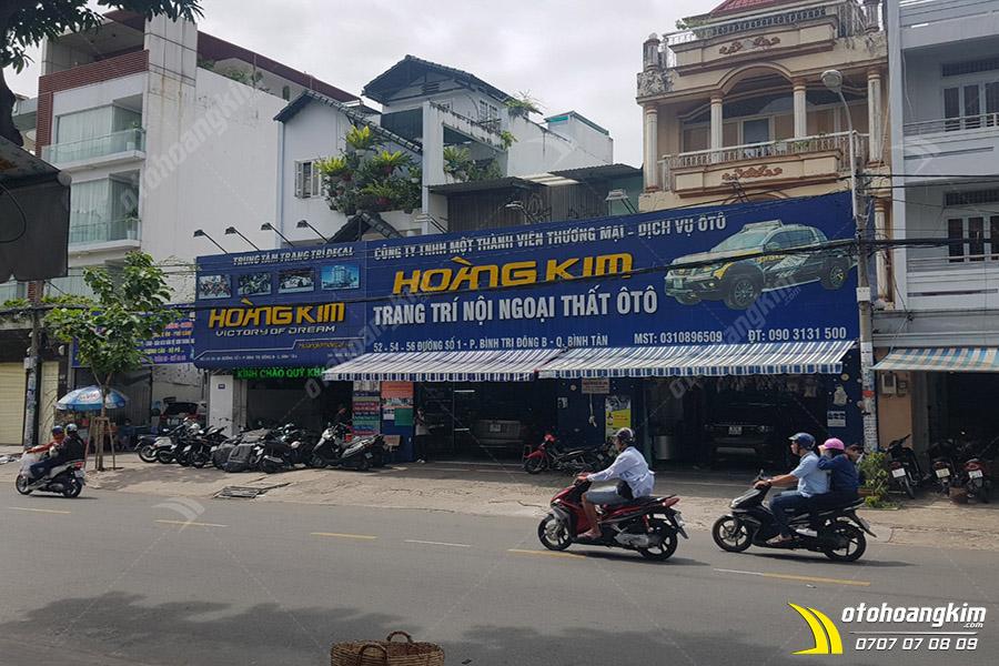 Chi nhánh Hoàng Kim tại đường Số 1