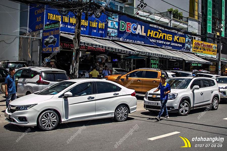 Chi nhánh Ô Tô Hoàng kim tại(51,53,55) Đường số 7, phường An Lạc A, quận Bình Tân, TP. Hồ Chí Minh