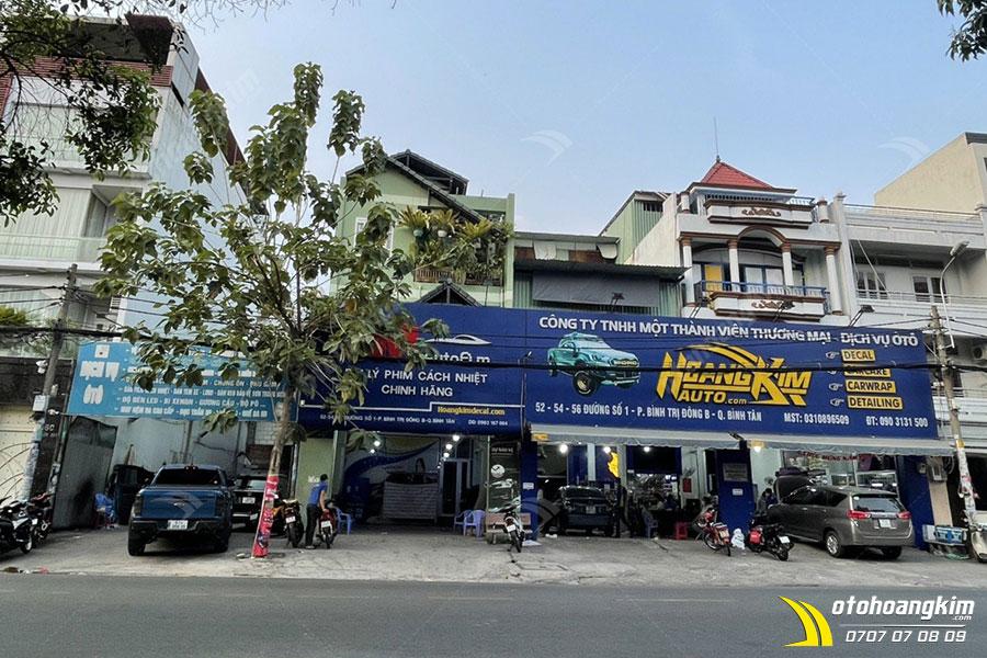 Chi nhánh ô tô Hoàng Kim
