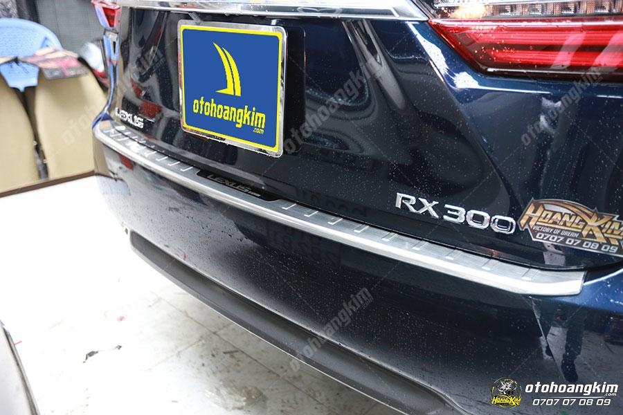 Chống trầy cốp phần sơn Lexus RX300