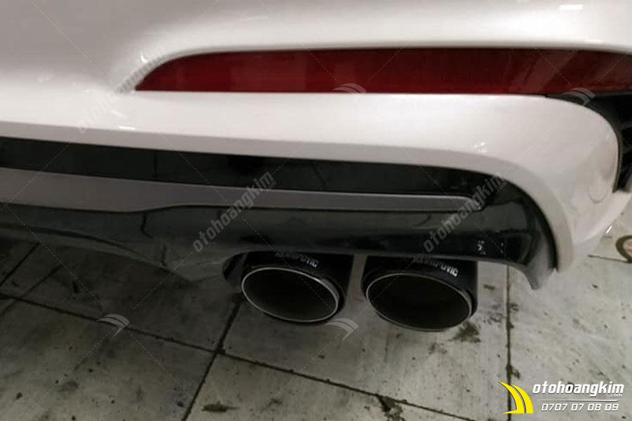 Mẫu chụp pô ô tô Hyundai Elantra