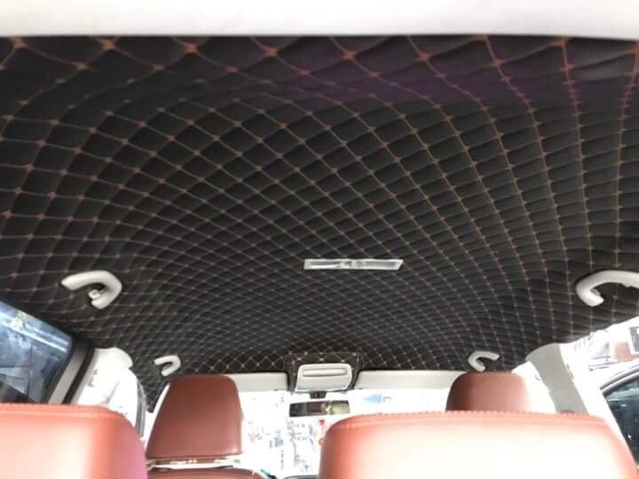 Bọc trần 5D có gì nổi bật so với kiểu bọc trần ô tô khác