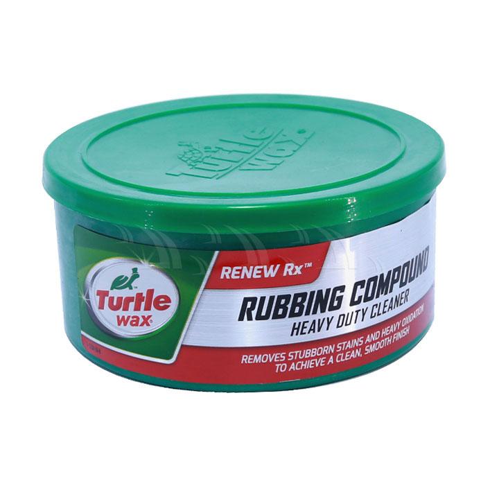 Dung dịch bảo dưỡng loại bỏ các vế trầy xước Turtle Wax Rubbing Compound