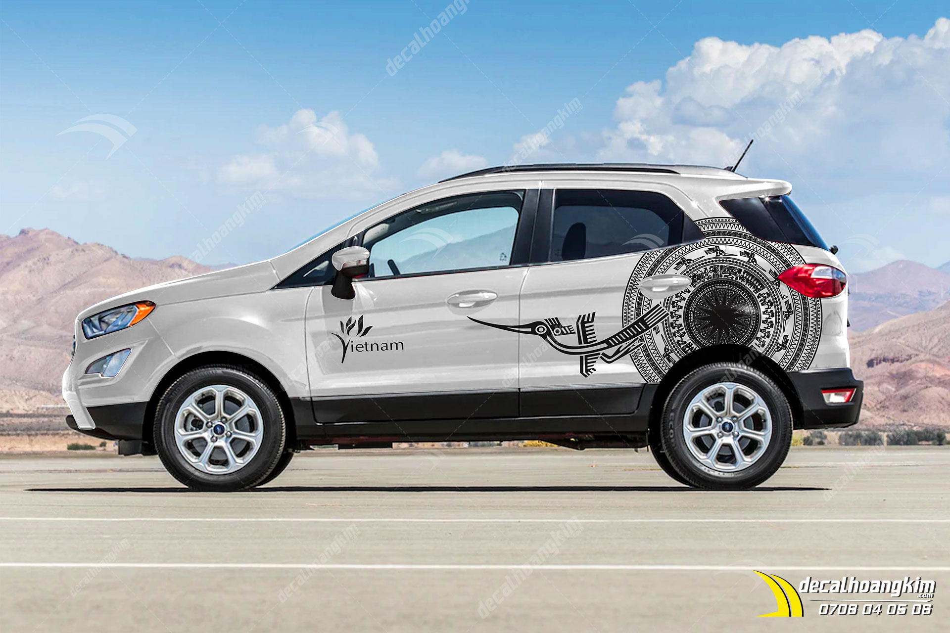 Tem Xe Ford Ecosport - FEC021