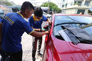 Địa chỉ học nghề độ xe ô tô ở TpHCM uy tín, chất lượng