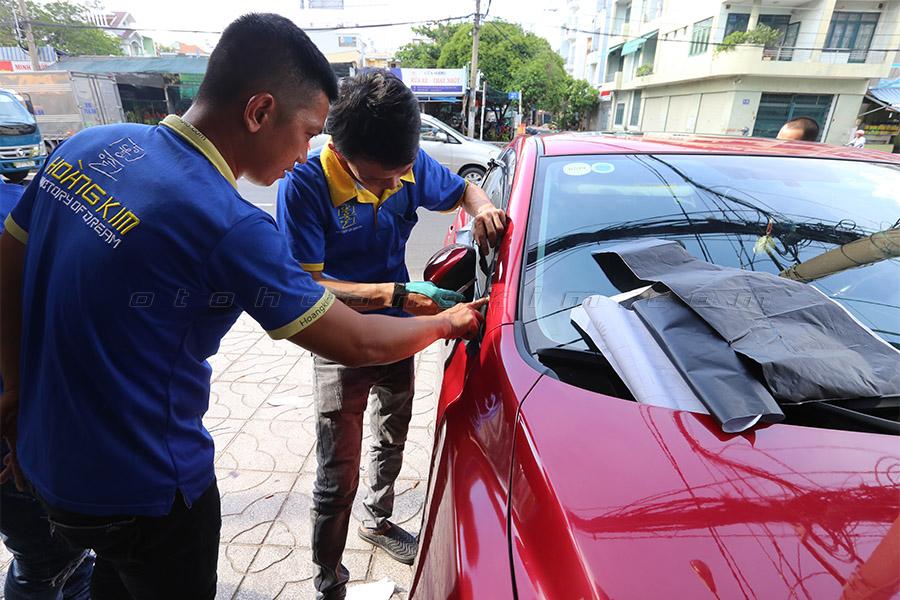 Địa chỉ học nghề nội thất ô tô ở TpHCM uy tín, chất lượng