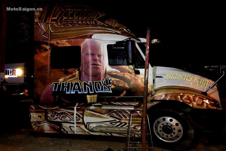 Tem xe tải