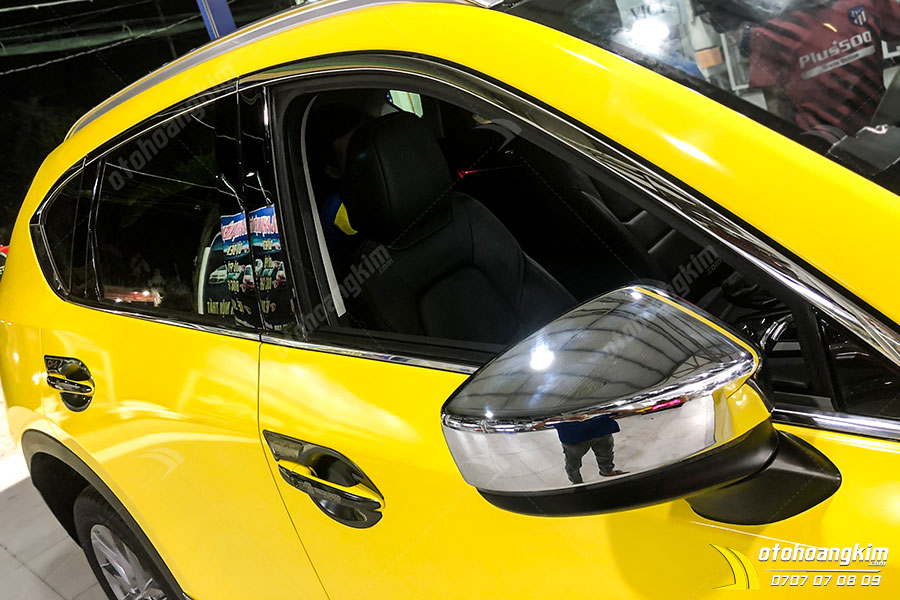 Ốp Gương Chiếu Hậu Mazda CX5