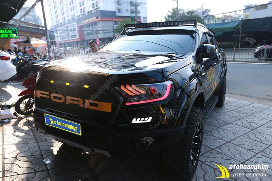 Đèn LED ô tô Ford Ranger