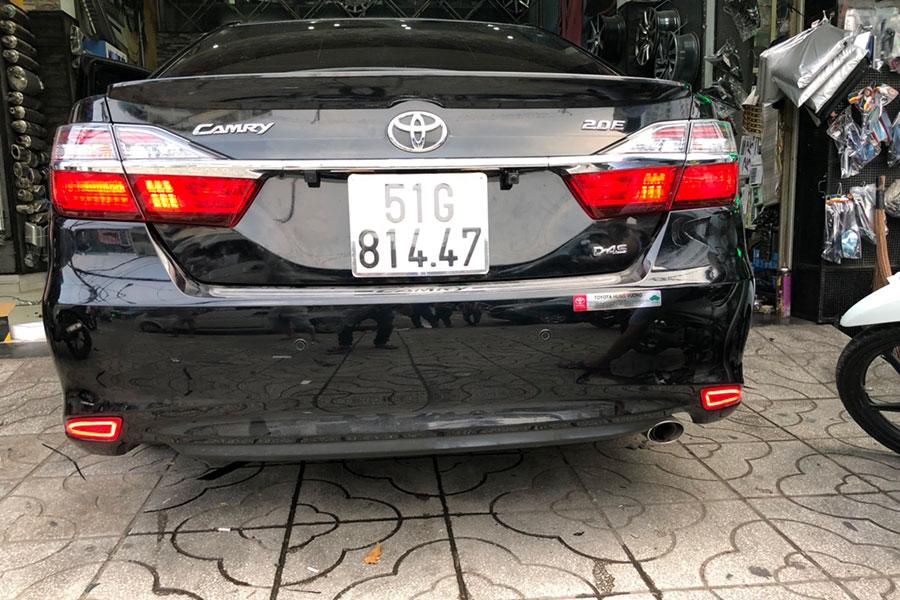 Đèn LED gầm ô tô Toyota Camry
