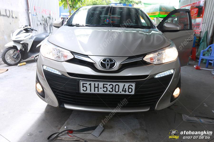 Hệ thống đèn ô tô có vai trò quan trọng cho xe