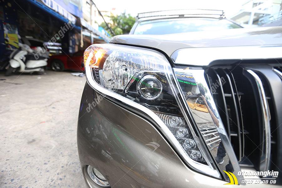 Đèn ô tô LED cho xe Toyota Land Cruiser