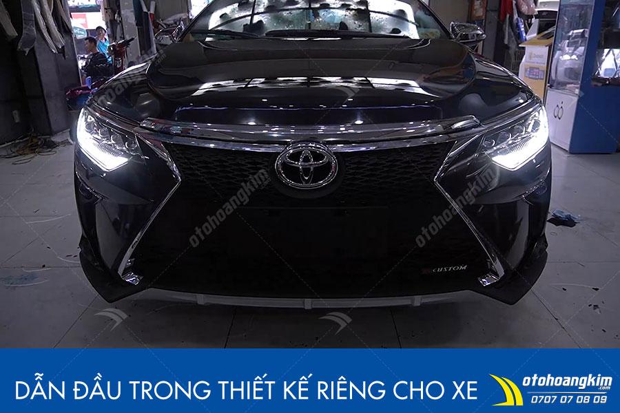 Cản trước Toyota Camry nổi bật