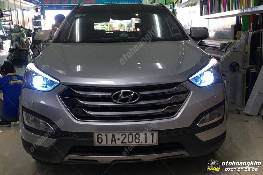 Đèn xenon pha cho Hyundai Santafe
