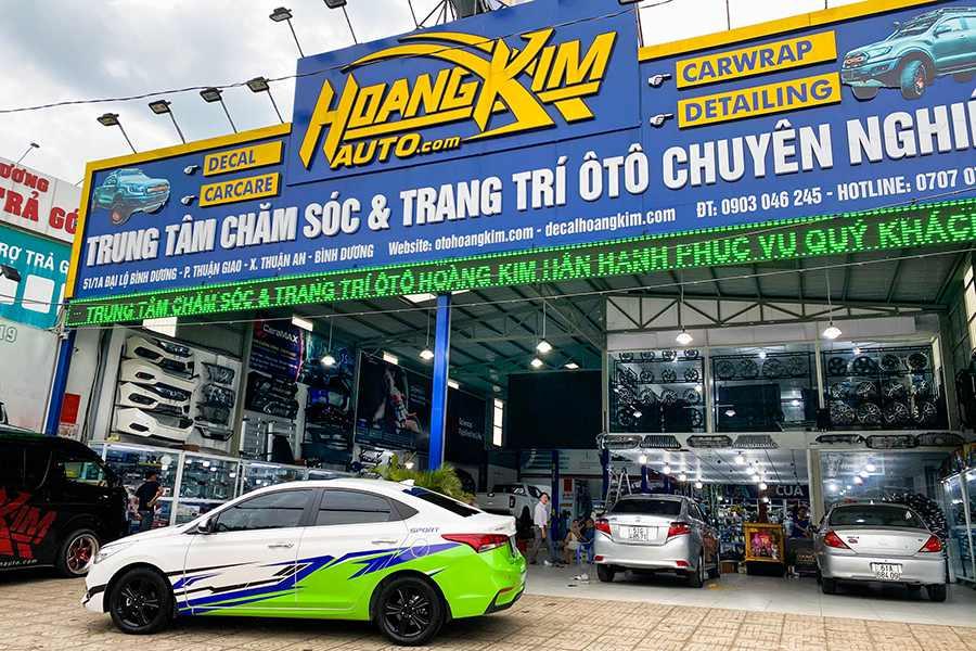 Một trong những hệ thống bán sỉ đồ chơi ô tô của Hoàng Kim