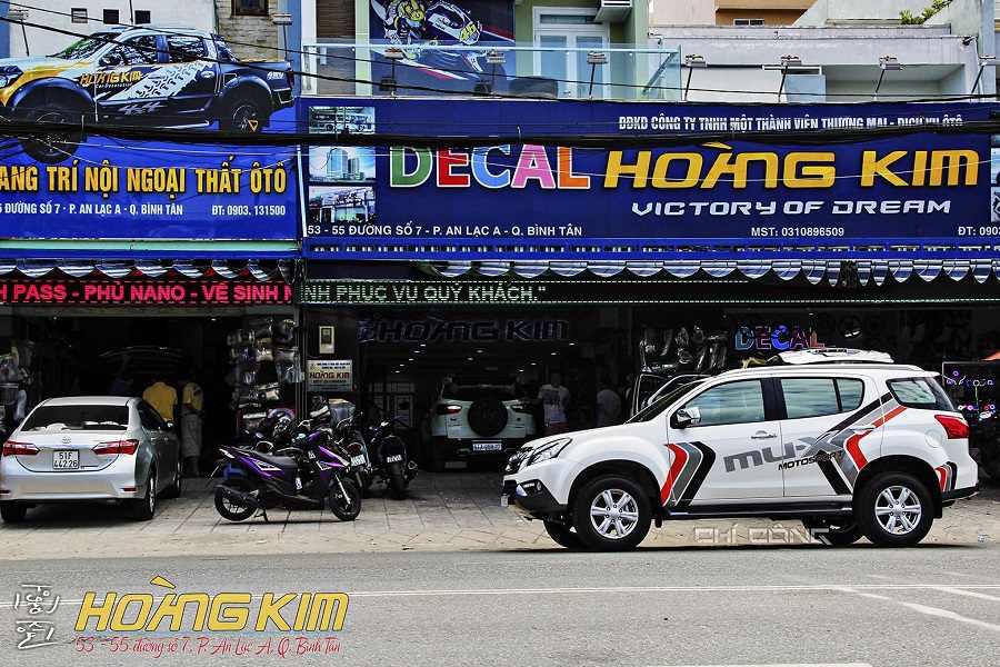 Địa chỉ Ô tô Hoàng Kim vệ sinh nội thất ô tô chi nhánh quận Bình Tân