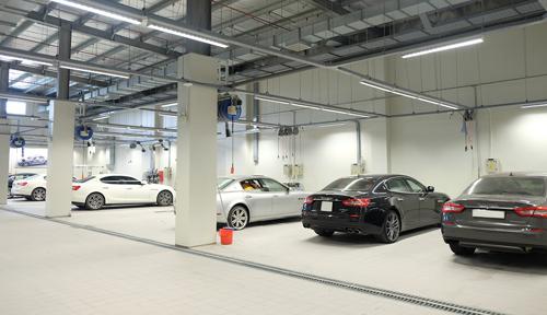 Maserati Việt Nam ưu đãi cho dịch vụ chăm sóc xe
