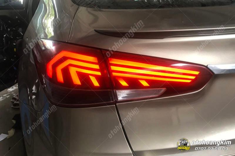 Độ đèn Kia Cerato 2018 siêu sáng uy tín tại TPHCM