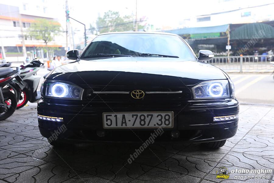 Độ đèn cho ô tô sẽ tạo điểm nhấn và sang trọng