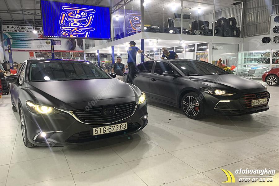 Đến ô tô Hoàng Kim để được tư vấn và lựa chọn đèn gầm ô tô chuẩn nhất cho xe