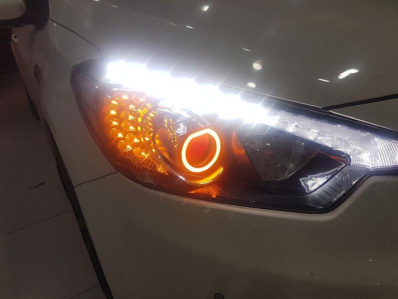 sản phẩm ĐỘ ĐÈN LED KIA K3