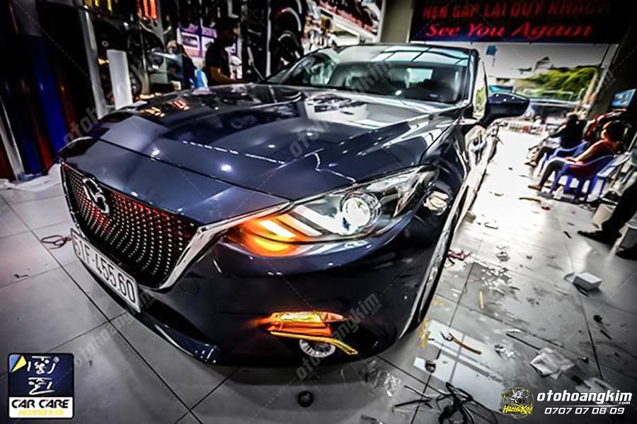 """Mazda 3 - """"Lột xác"""" ngoại hình thể hiện chất chơi"""
