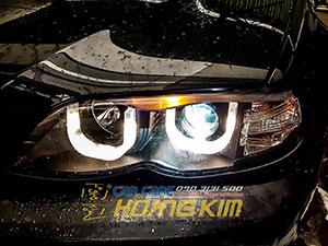 ĐỘ ĐÈN BMW