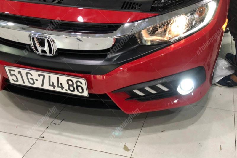 Tại sao nên độ đèn bi xenon cho ô tô?