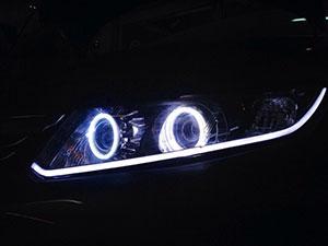 Độ mí đèn xe ô tô để làm gì?