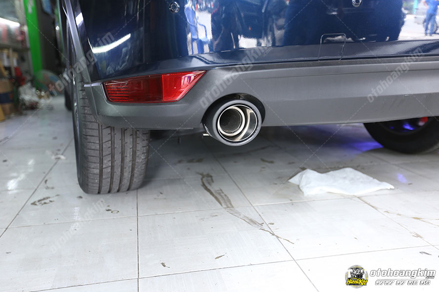Độ pô ô tô Mazda CX5 cực sang tại Hoàng Kim