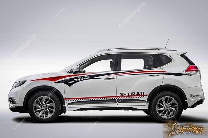 TEM XE NISSAN X-TRAIL - NXT002