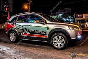 TEM XE CHEVROLET CAPTIVA - CCA009