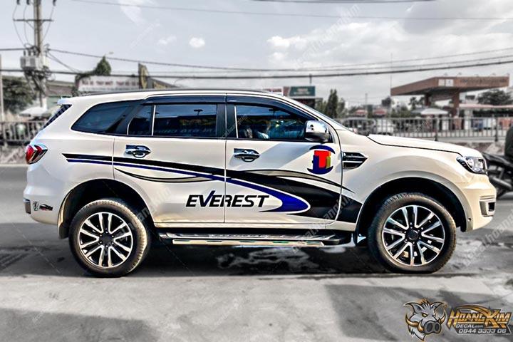 TEM XE FORD EVEREST - FEV001