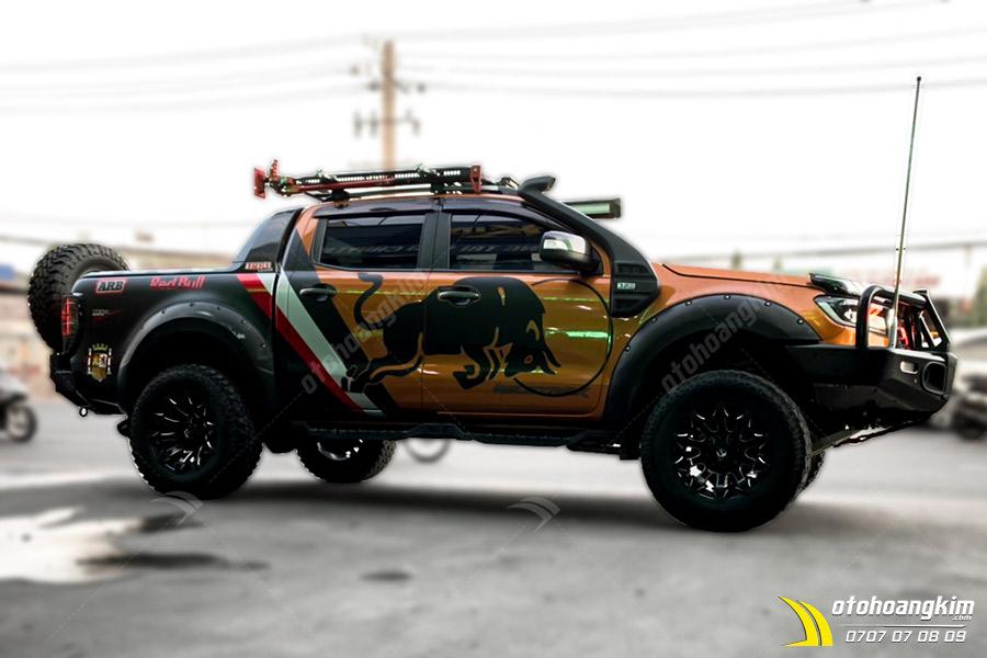 Mâm Fuel Ford Ranger