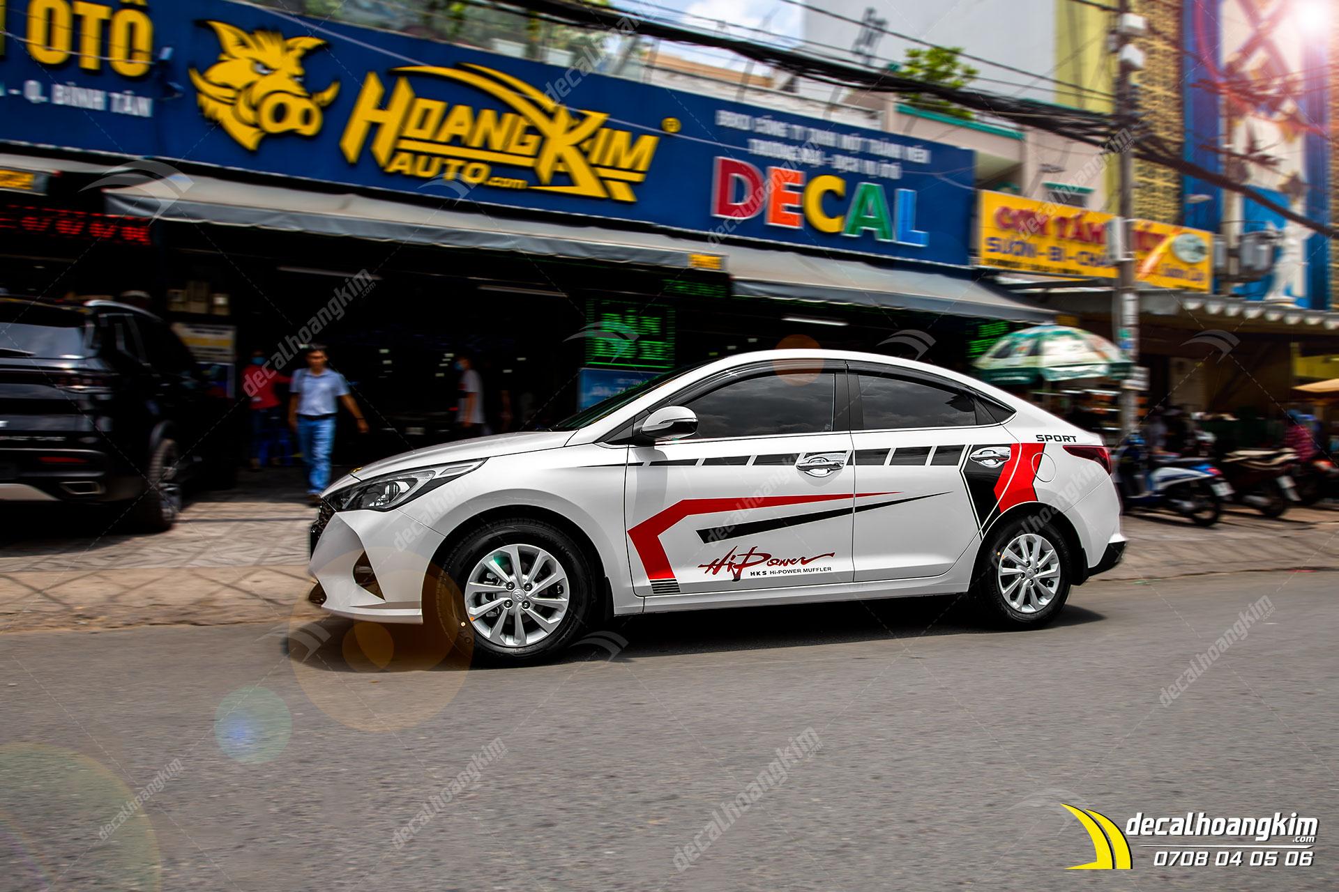 Tem Xe Hyundai Accent - HAC038