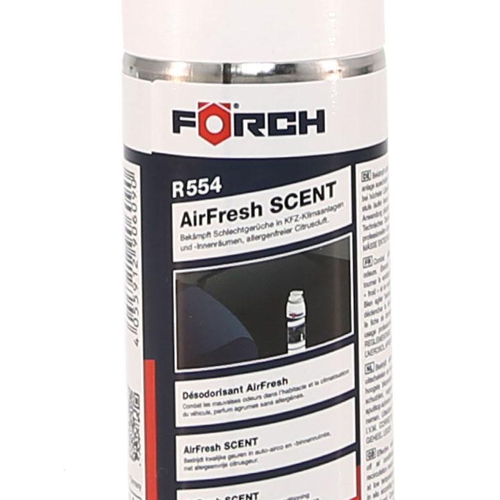 Dung dịch vệ sinh Forch R554 Airfresh Scent/ xịt khử mùi 100 ml