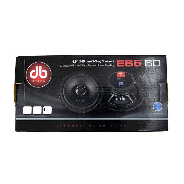 Loa đồng trục DB ES5 60