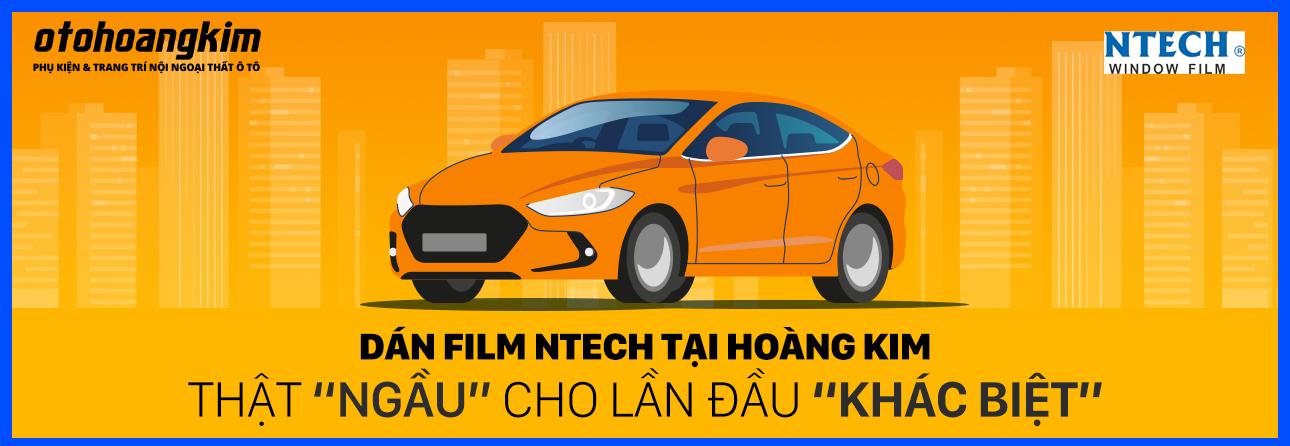 sản phẩm Phim cách nhiệt Hàn Quốc Ntech