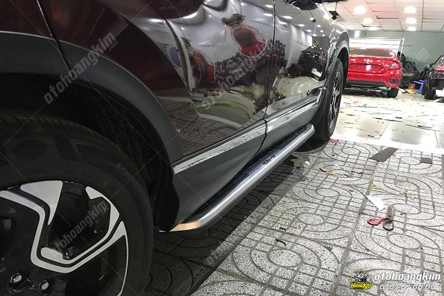 Bệ bước CRV 2019 chính hãng giá tốt của Ô tô Hoàng Kim