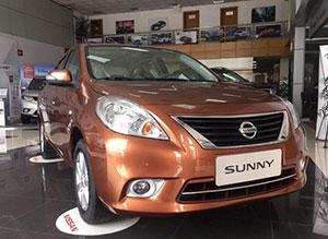Bảng giá Nissan tháng 4/2018